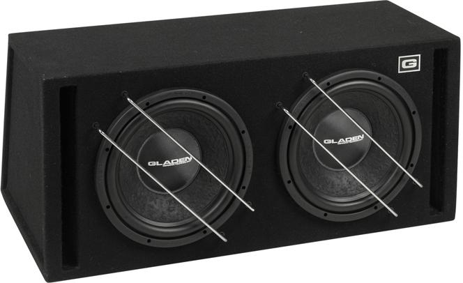 Audio System Gladen RS 12-VB-Dual